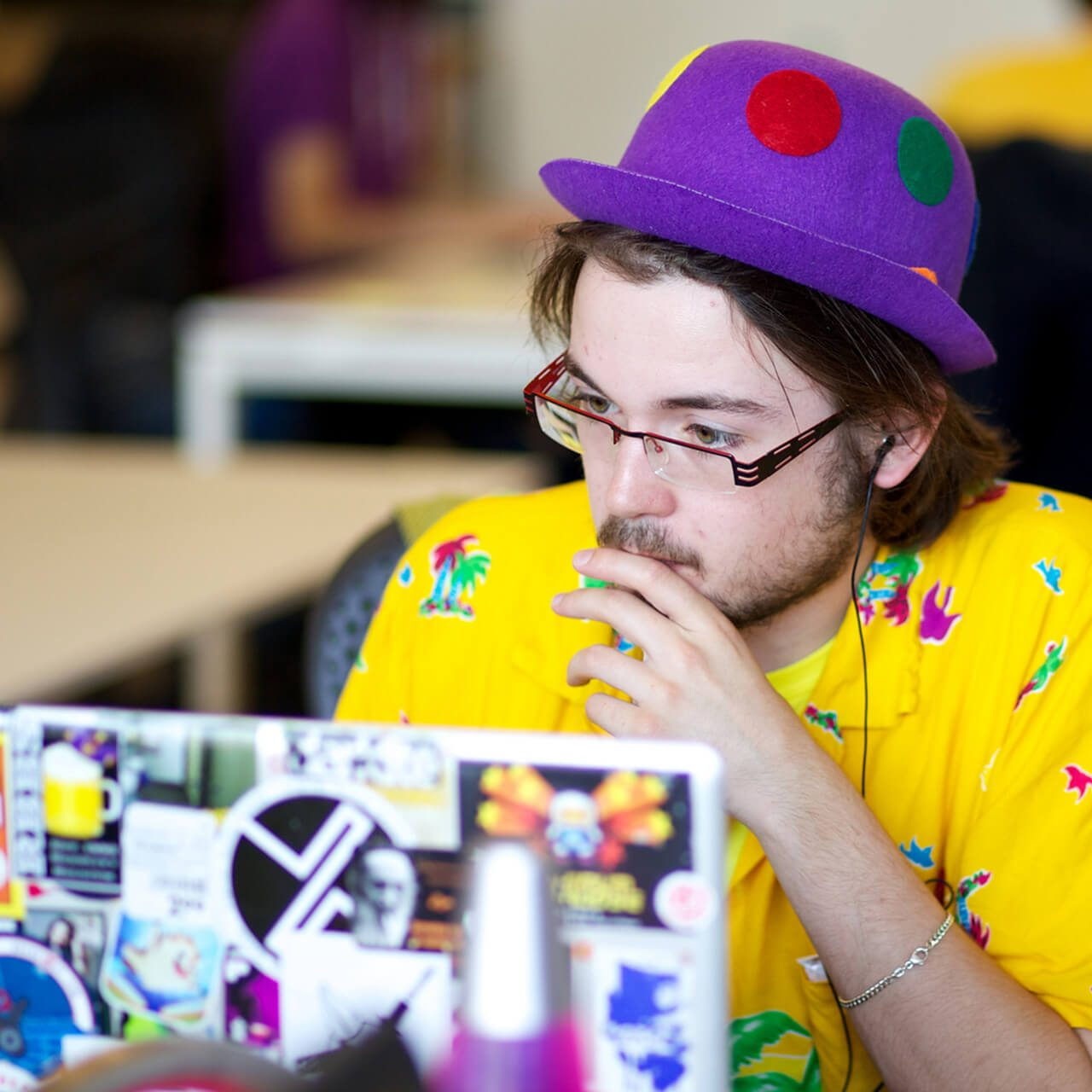 Creativity Beats Machines in a Digital Age