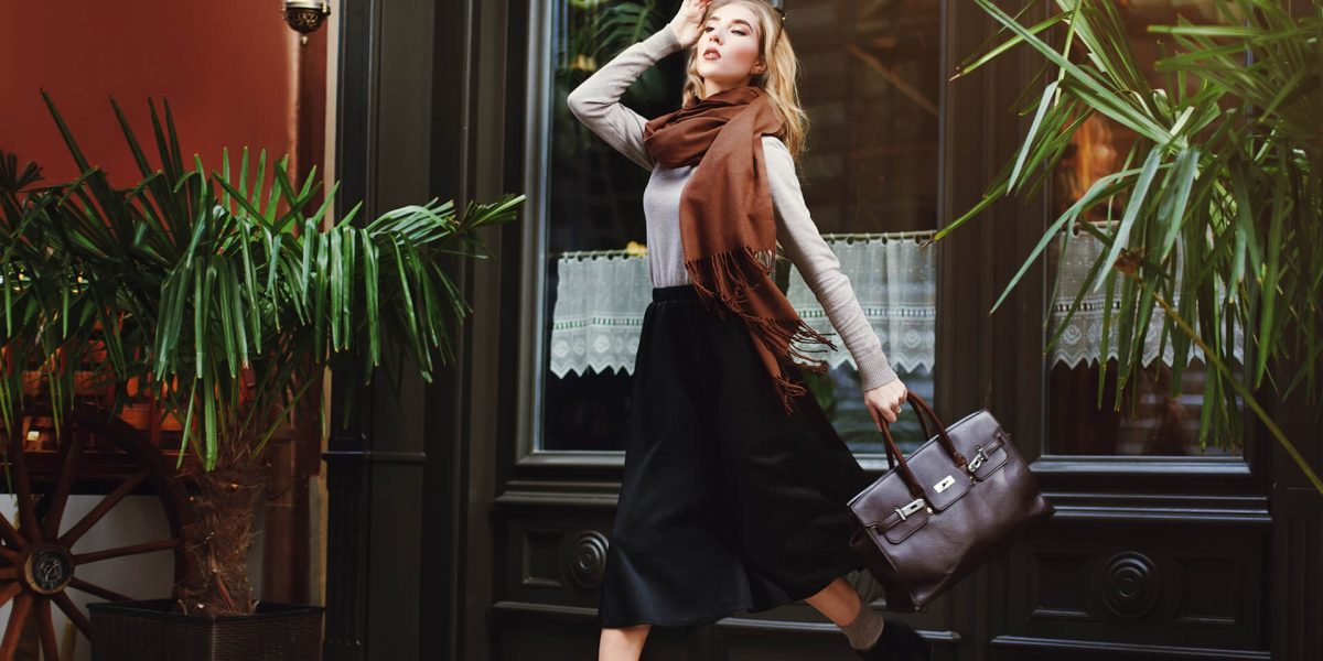 Designer Handbags: Purses by Globe and Solid