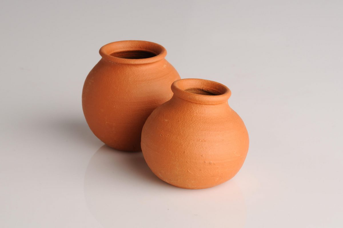Handmade Terracotta Flower Pots & Planters